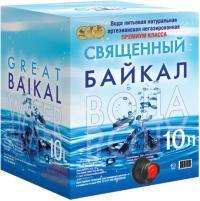 Питьевая вода высшей категории «СВЯЩЕННЫЙ БАЙКА»
